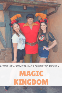 A Twentysomething's Guide to Walt Disney World: Magic Kingdom