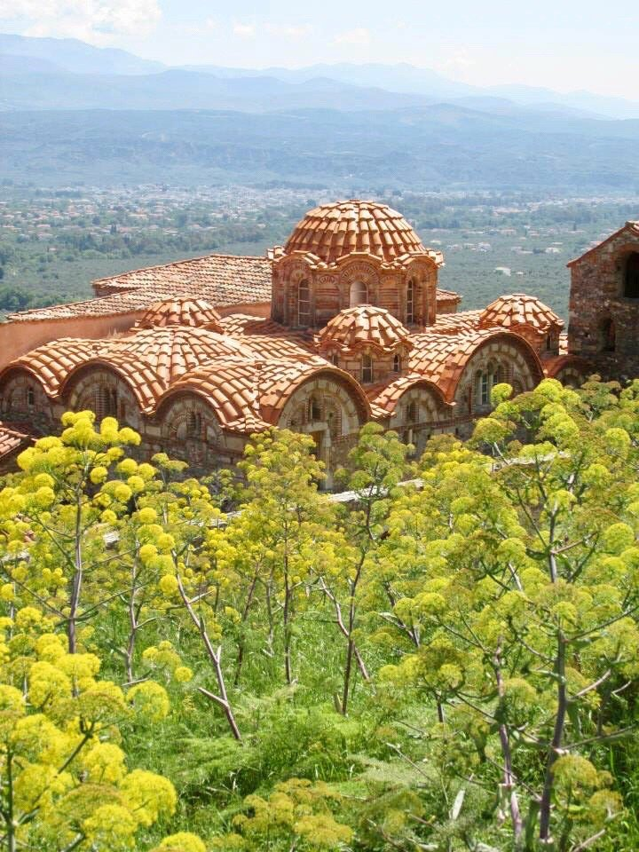 Mystras: The Wonder of Morea
