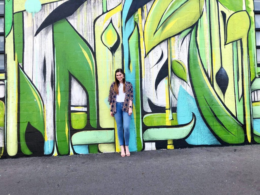 The Ian Ross Mural | The Instagrammers Guide to Nashville Murals