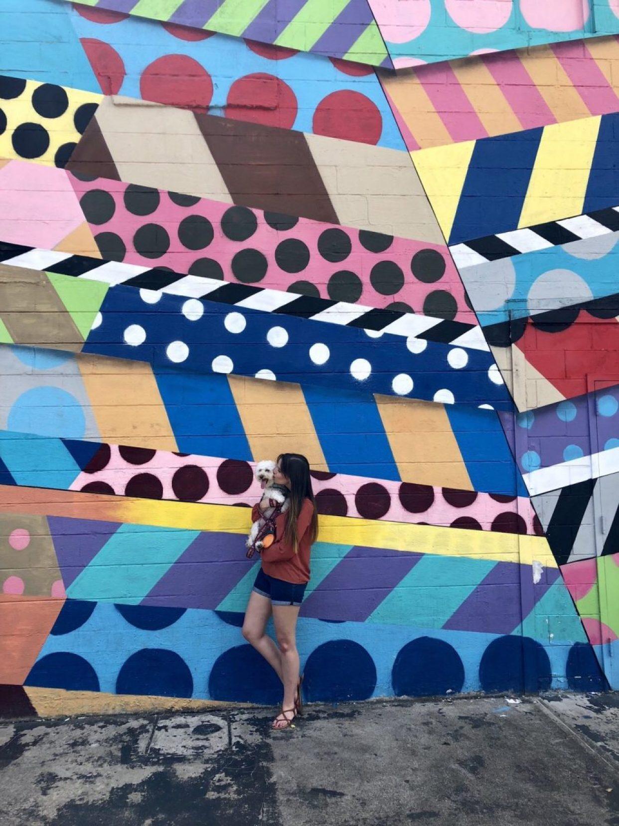 Jason Woodside Mural | The Instagrammers Guide to Nashville Murals