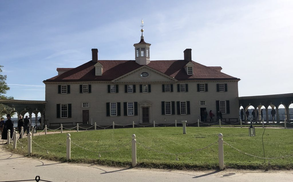 Her Life in Ruins | The Mansion at Mount Vernon