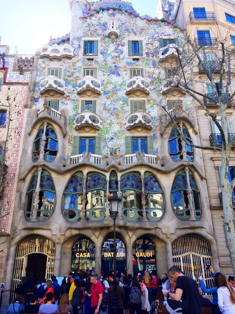 Casa Batlló | Barcelona Essentials: 7 Days the Catalan Capital | Her Life in Ruins