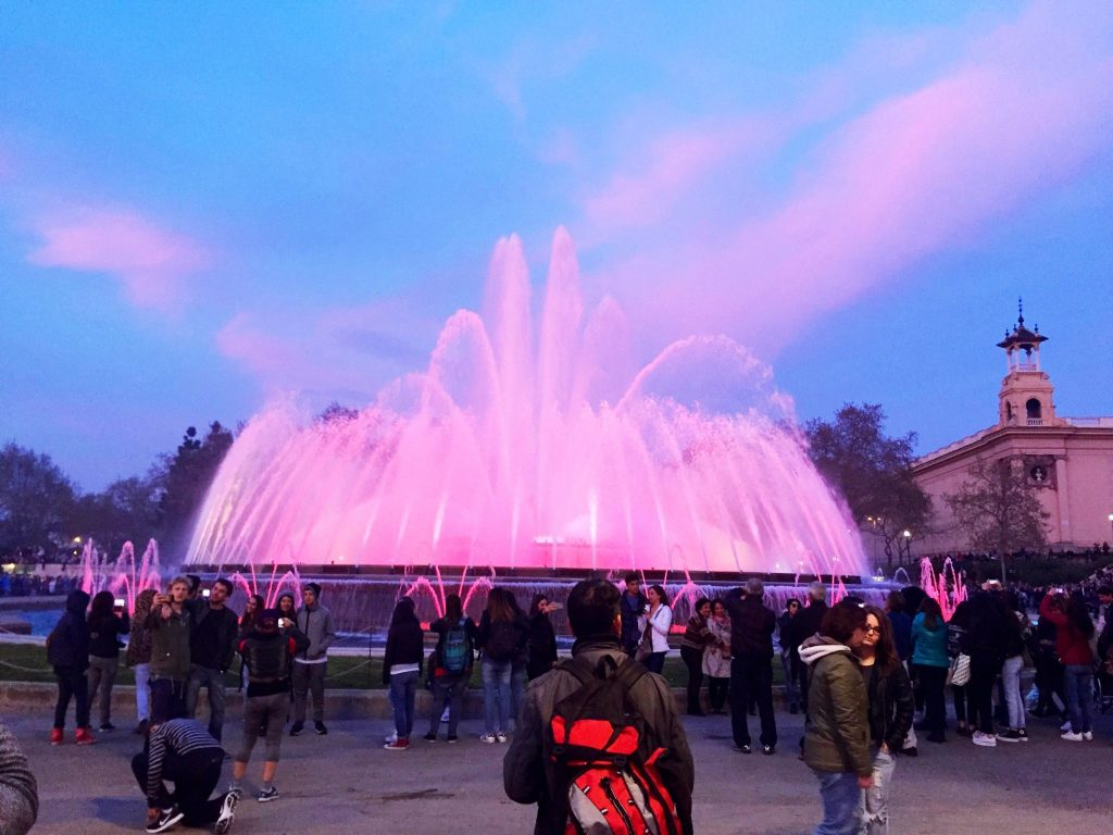 The Magic Fountains of Montjuic | Barcelona Essentials: 7 Days the Catalan Capital | Her Life in Ruins