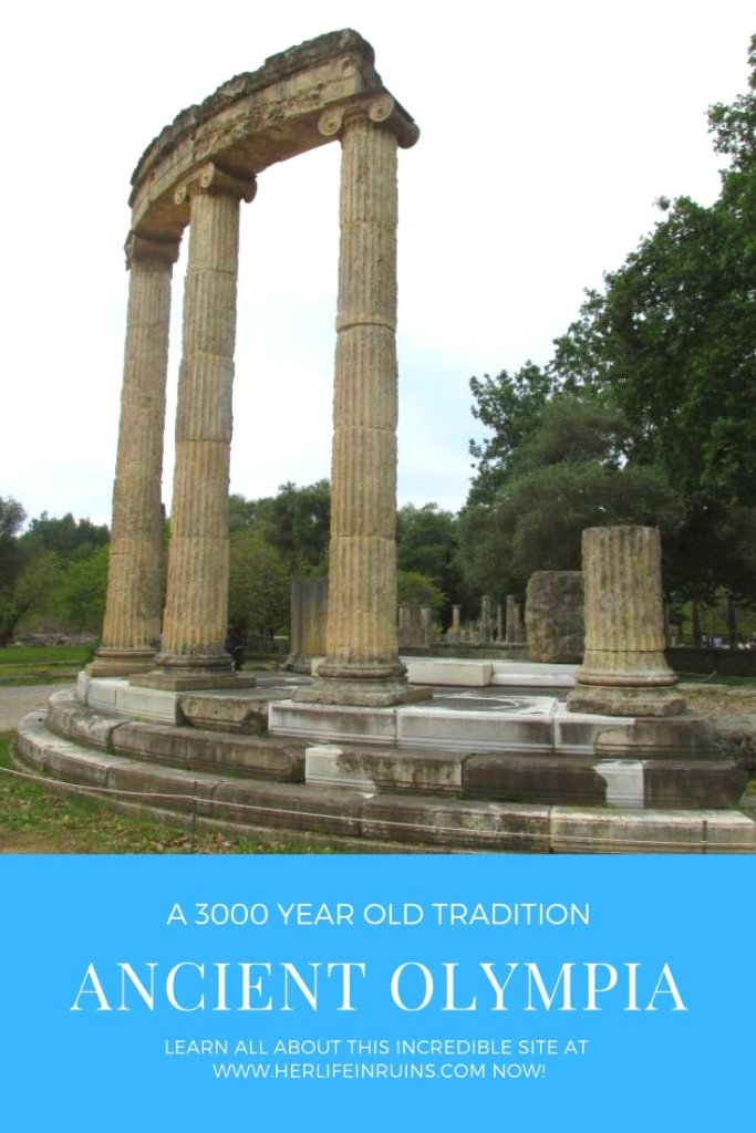 Her Life in Ruins | Ancient Olympia: The Birthplace of the Olympic Games