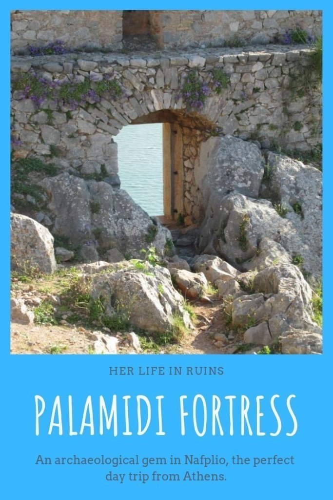 View from the Top: Nafplio's Palamidi Fortress | Her Life in Ruins