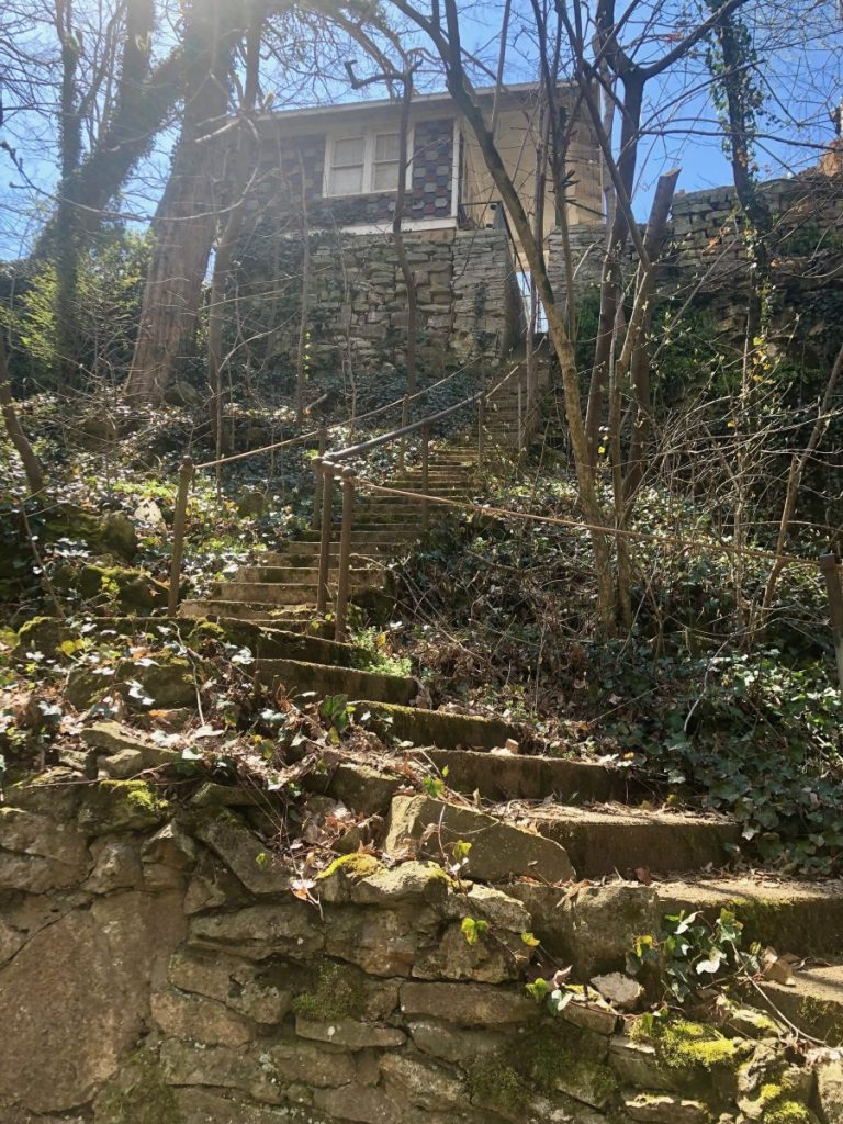 Historic Entrance to Hidden River Cave | Her Life in Ruins