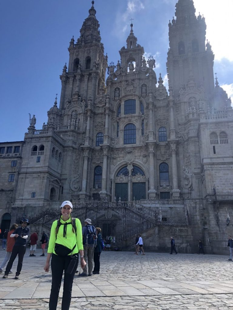 The Cathedral de Santiago de Compostela at the end of the Camino | Her Life in Ruins