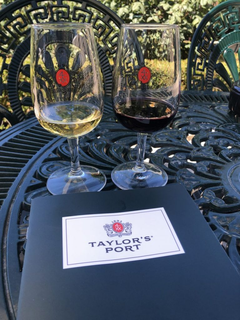 Tasting Port at Taylor's | Her Life in Ruins