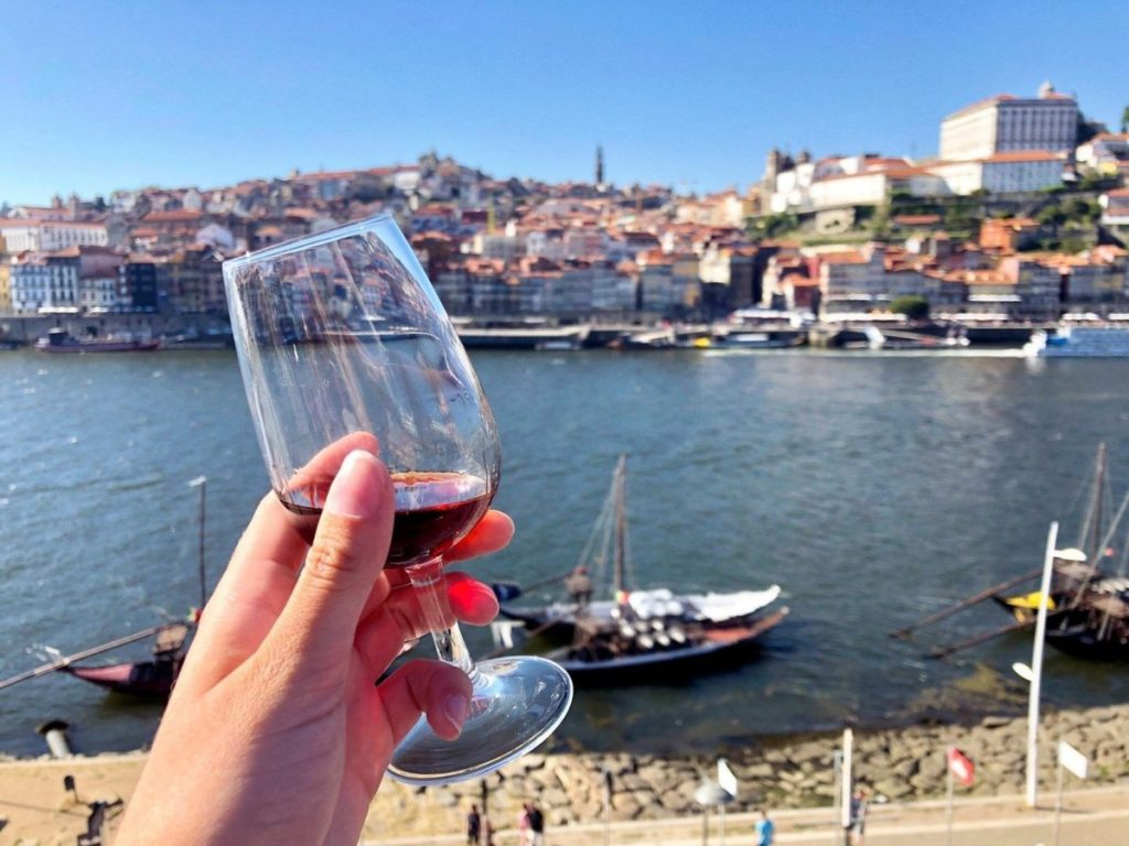 Rooftop port wine tasting at Porto Cruz in Porto | Her Life in Ruins