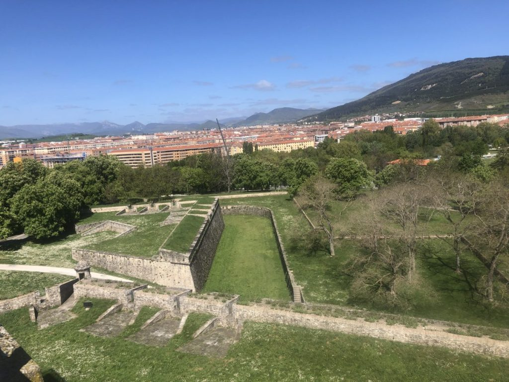 Pamplona's City Walls | Her Life in Ruins