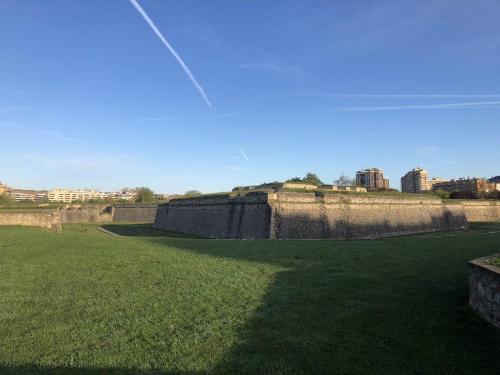 Pamplona's Citadel | Her Life in Ruins