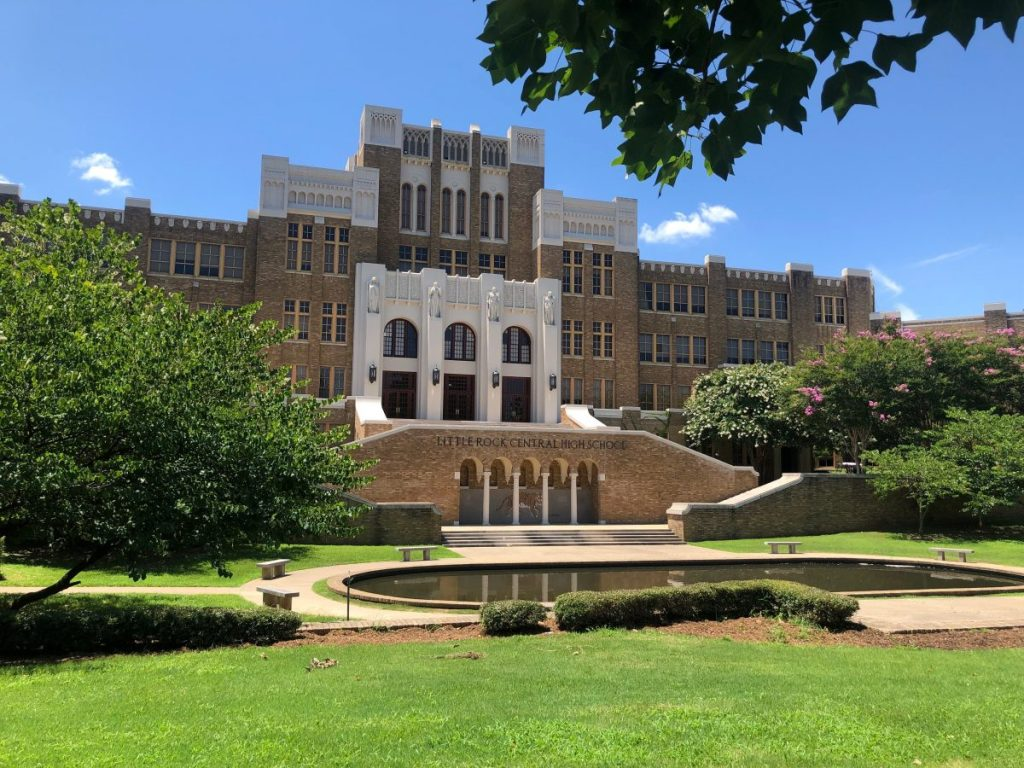 Little Rock Central High School | Road Tripping the Sights of Central Arkansas