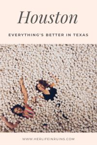 Everything's Better in Houston, Texas! | Her Life in Ruins