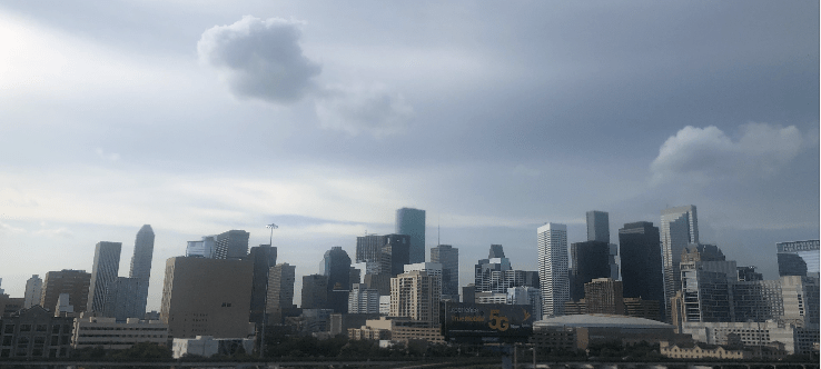 The Houston Skyline | Everything's Bigger in (Houston) Texas! | Her Life in Ruins