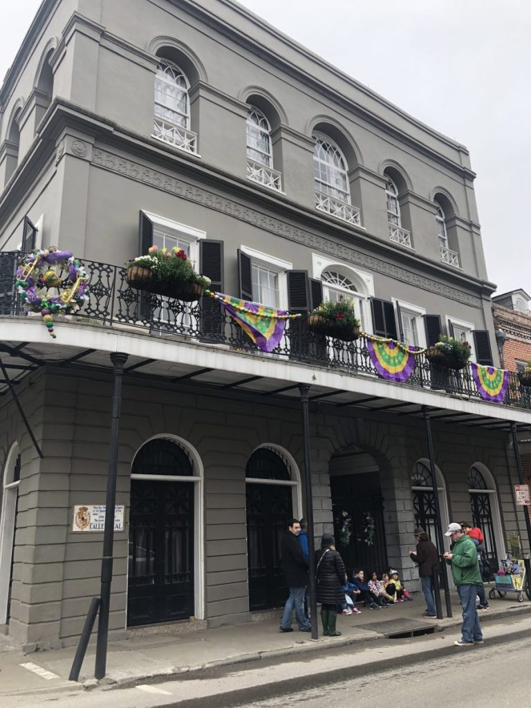 The LaLaurie Mansion | Living a New Orleans Dream