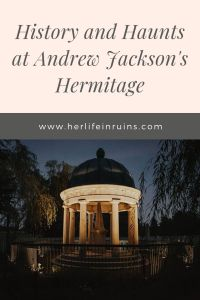 Get Spooked by History and Haunts at the Hermitage | Her Life in Ruins