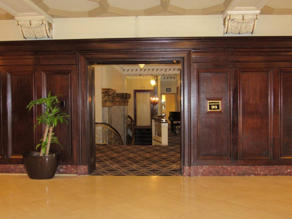 The Elevator at the Seelbach Hotel | Her Life in Ruins