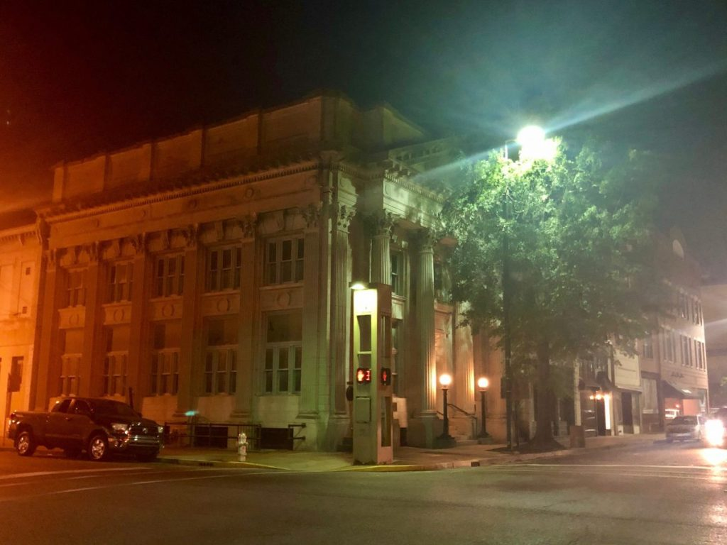 The Haunted First National Bank | Paducah's River City Ghost Tours | Her Life in Ruins