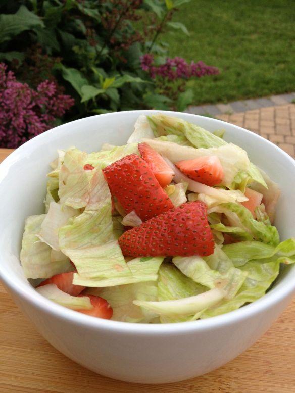 strawberry salad