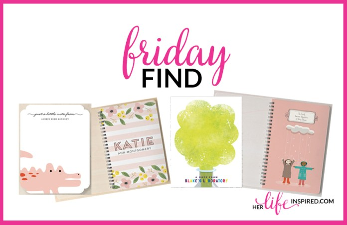 Friday Find Minted Stationery