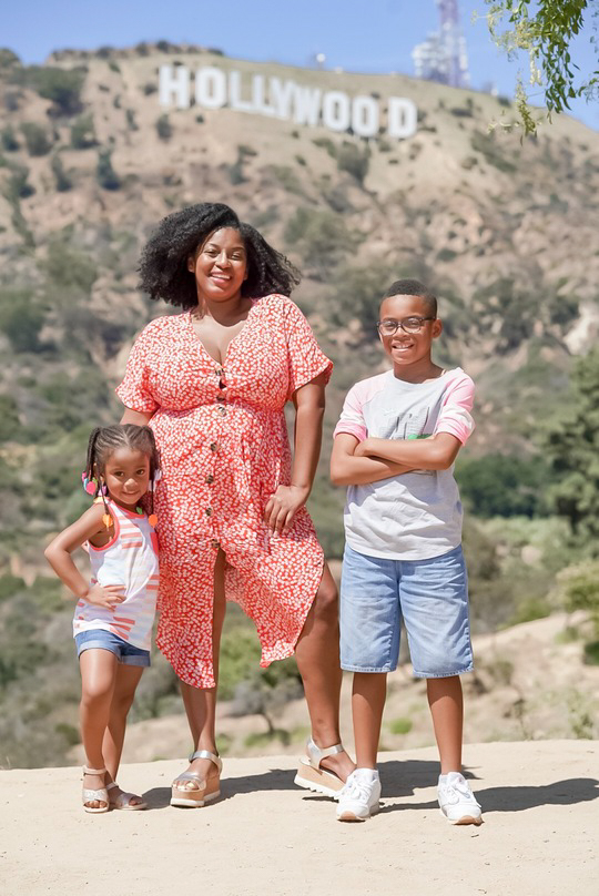 Our Super Chill Los Angeles Family Vacay