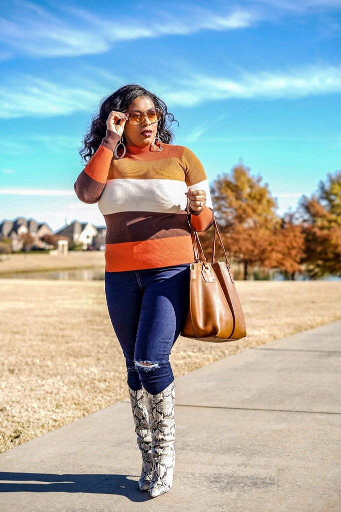 Black mom blogger sharing tips for setting realistic goals in the new year.