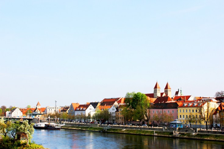 holiday destinations regensburg
