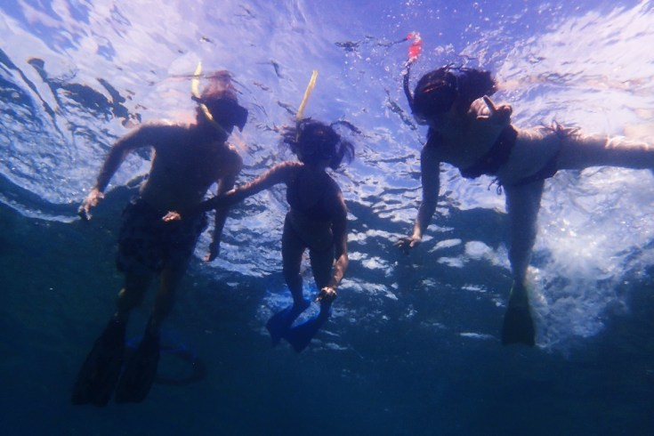 Snorkeling in Menjangan Island Bali 11