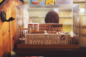 Postcards from Bandung