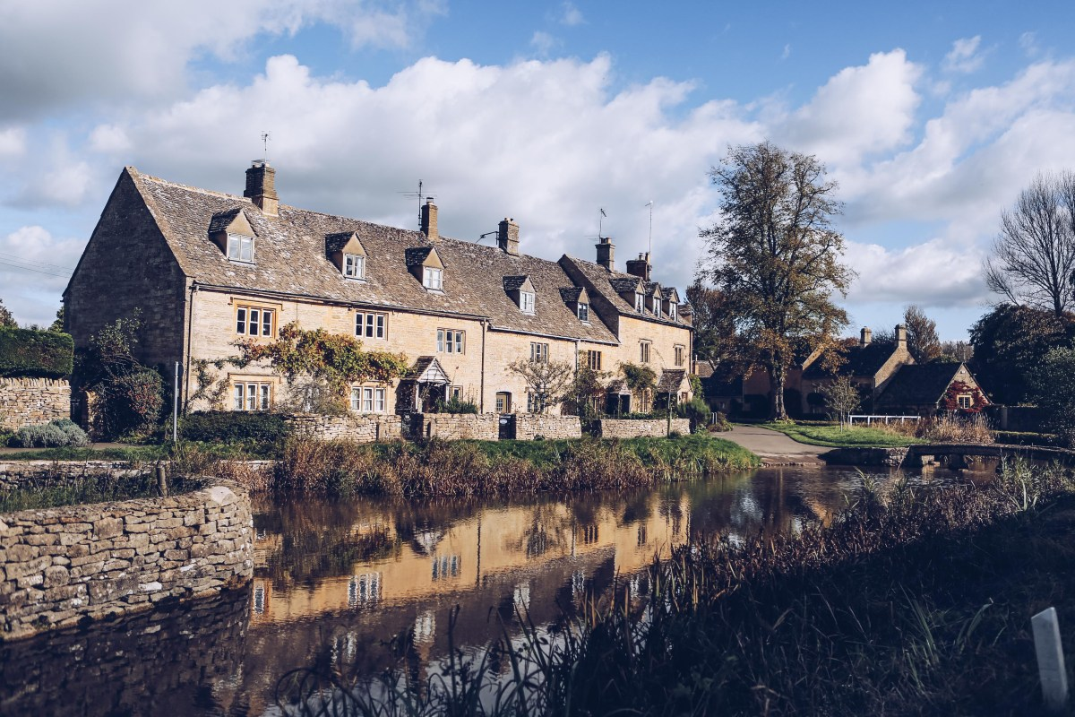 Lower Slaughter, A Quaint Little Village in the Heart of the Cotswolds