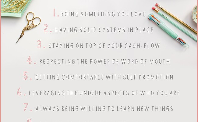 10 Traits Of Successful Entrepreneurs Her Lovely Heart