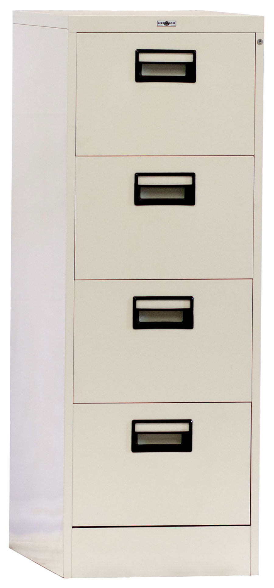 Steel Filing Cabinet 4doors  HERMACO COMMERCIAL INC