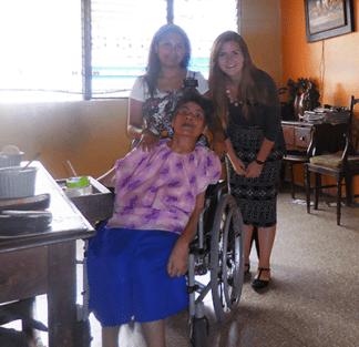 wheelchairLady