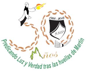 Logo 50 años SMP