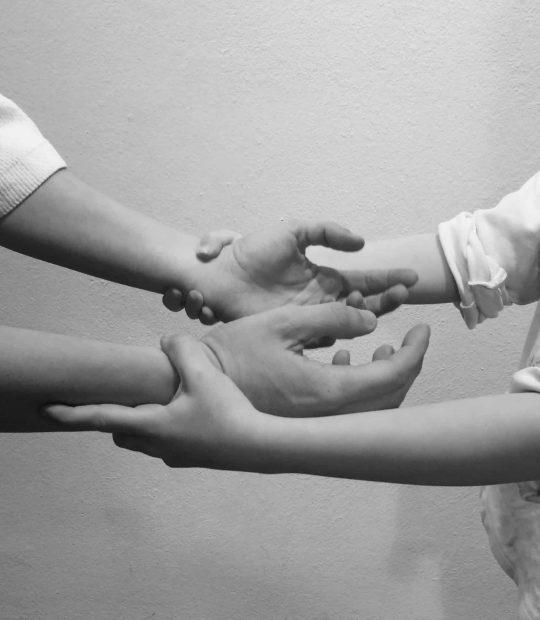 20170214 rosa id122384 el aikido como via para el desarrollo infantil manos entralazadas – Aikido  Ment Lliure - El Aikido como vía para el desarrollo Infantil - hermandadblanca.org