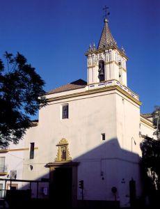 Iglesia fachada