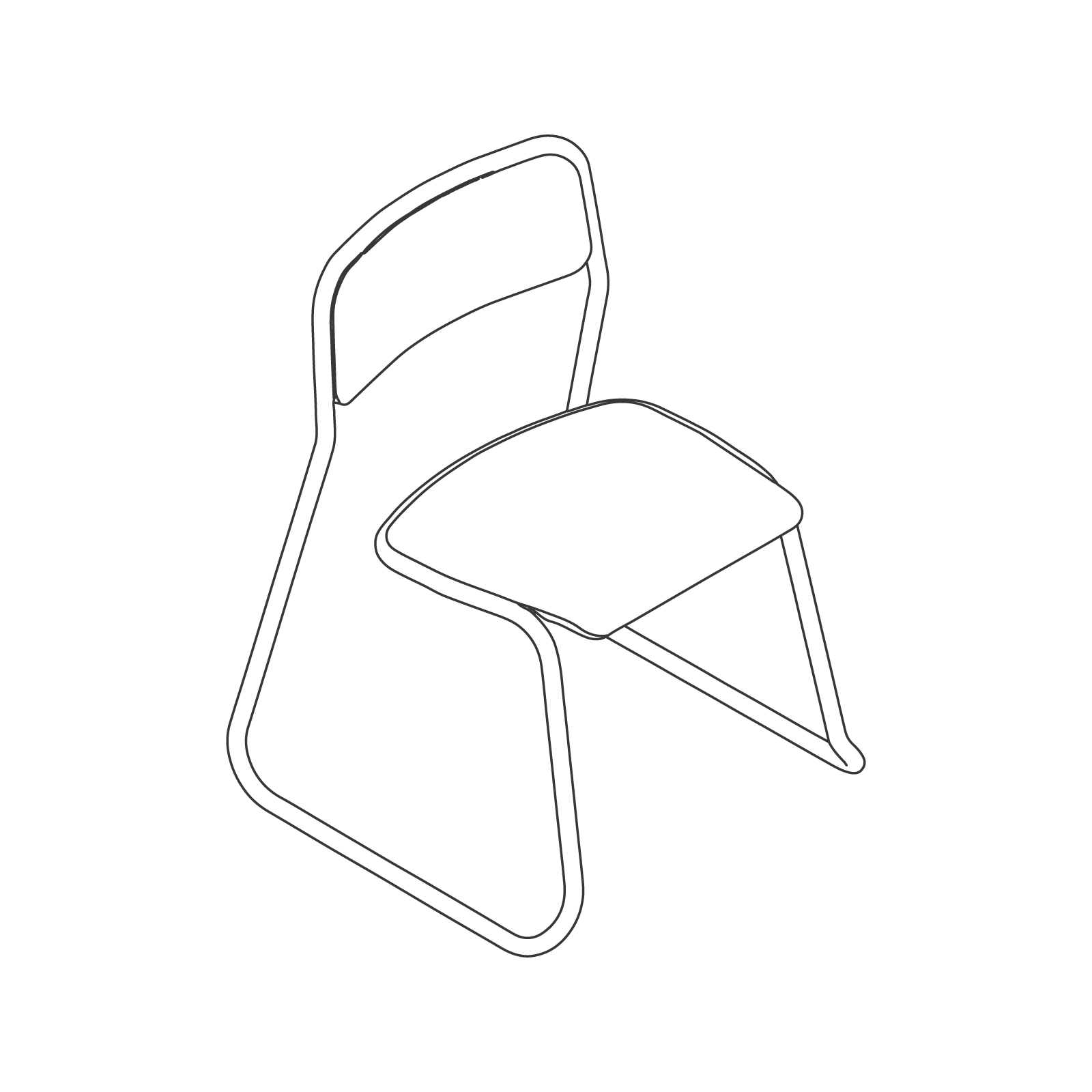 Bounce Chair Bounce Chair Stacking Chairs Herman Miller