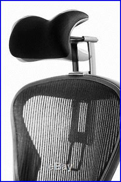 aeron chair sale porch table and set atlas fabric headrest for herman miller