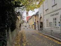 Stadtgemeindeverwaltung in der Pfarrgasse 9 in Mödling