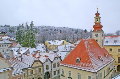 Winter in Mödling