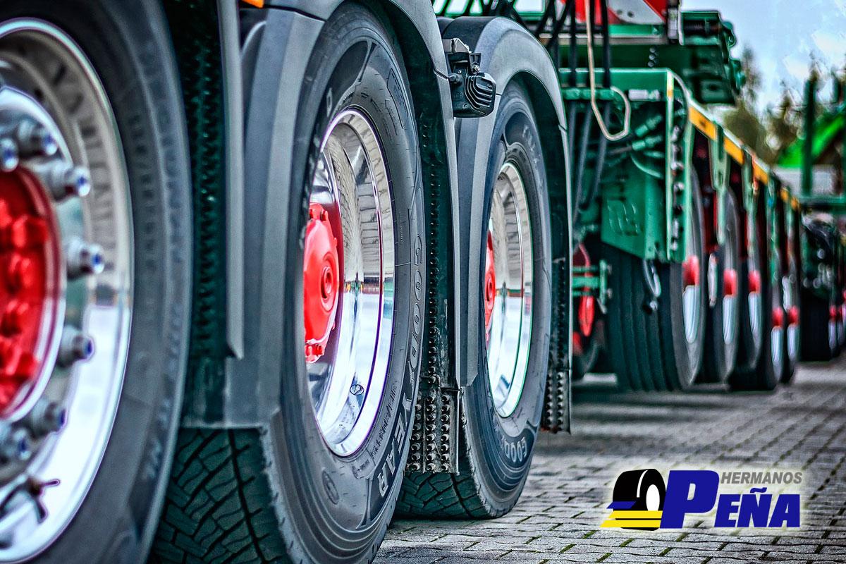 Llantas para camiones