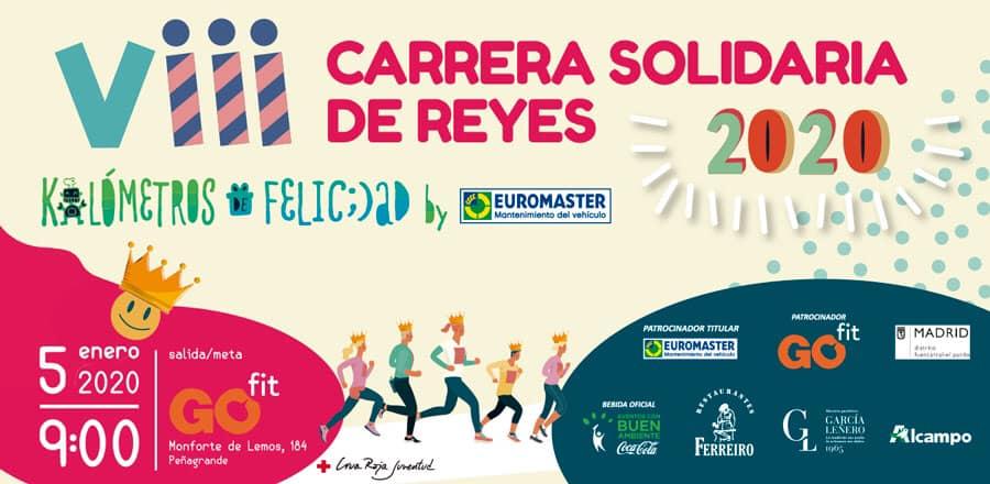Carrera Solidaria de Reyes