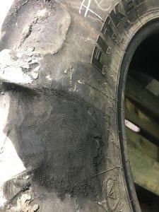 Reparación neumáticos agrícolas