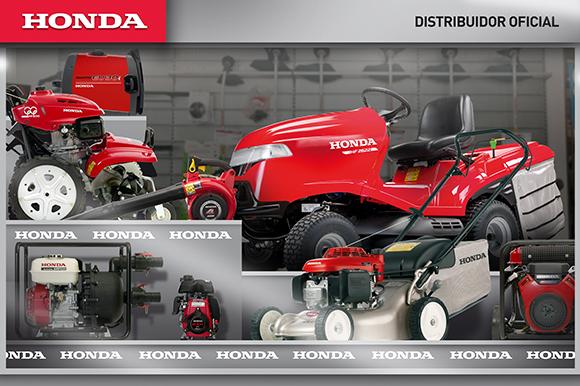 Distribuidor oficial HONDA