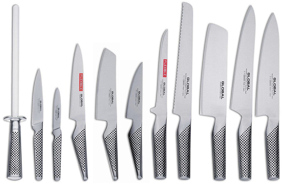 Kitchen Cooking Knives