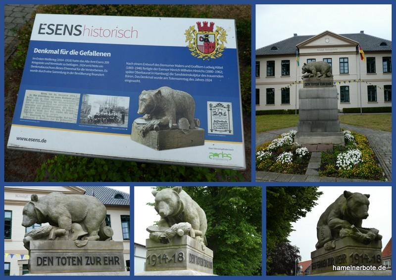 Esens – Bärenstadt