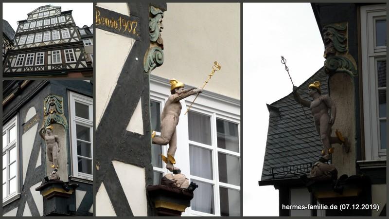 Götterbote in Marburg: Barfüßerstraße 40