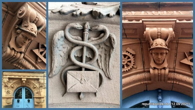 Götterbote in Marburg: Am Grün 18