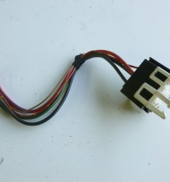 image is loading bmw e39 white relay holder connector w pigtail  [ 2048 x 1536 Pixel ]