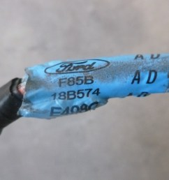 1998 ford expedition xlt front ac heater blower motor wiring harness2 [ 2048 x 1536 Pixel ]